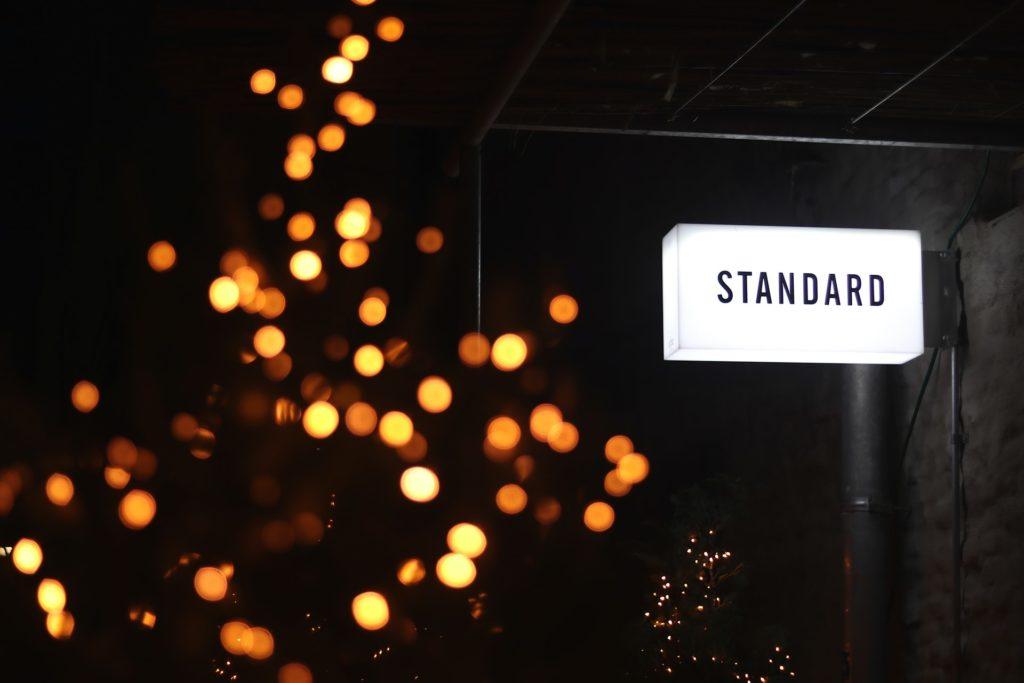(Unverbindliche) Standardisierung